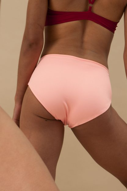 culotte short rose