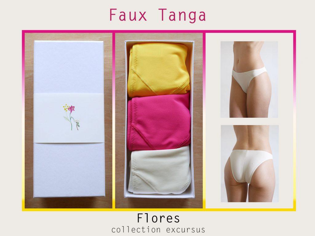boite à culottes faux tanga