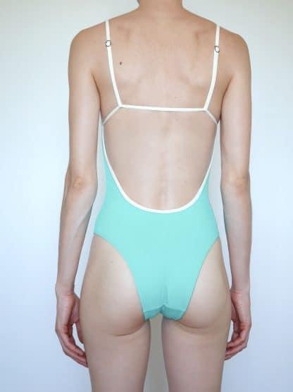 maillot de bain 1 pièce femme anti-UV
