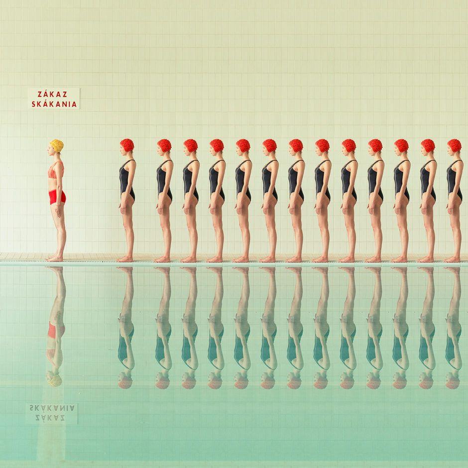 piscine maillot de bain