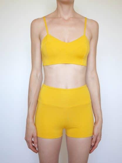 bikini short bain sport femme