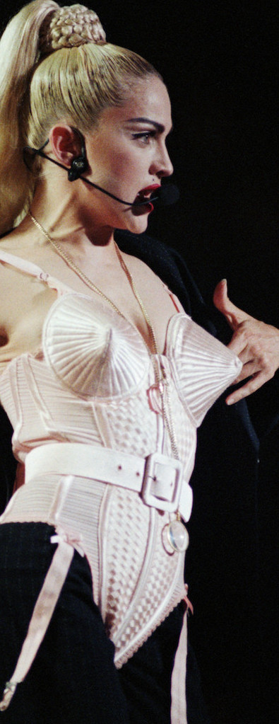 corset jean paul gaultier madonna
