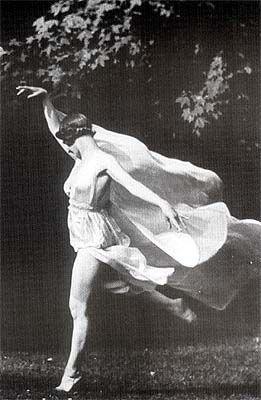 danse libre