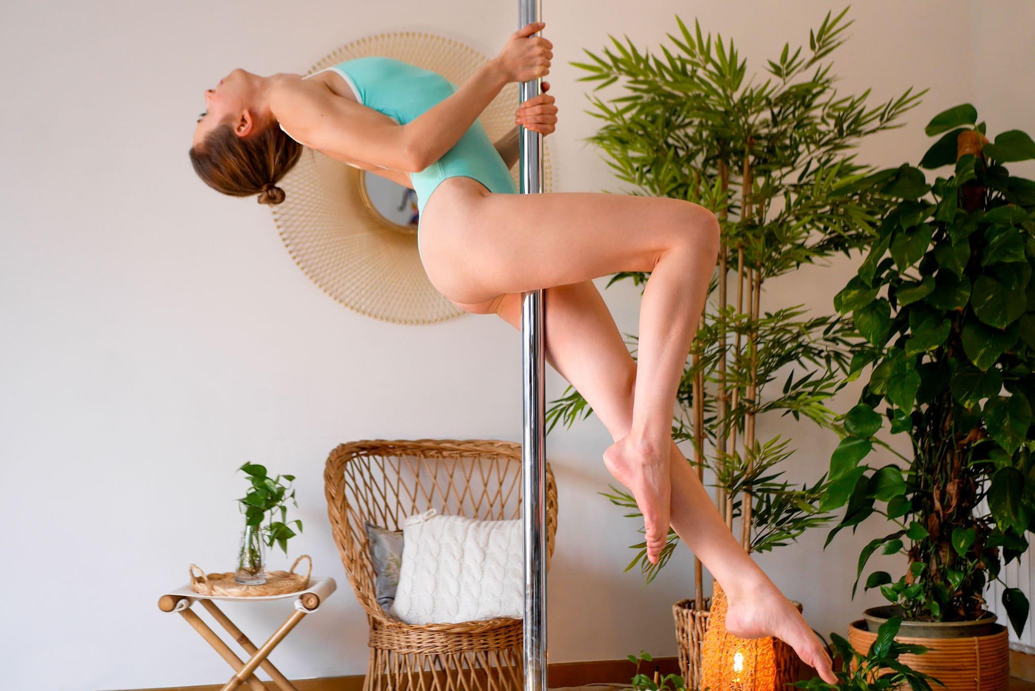 pole dance tenue